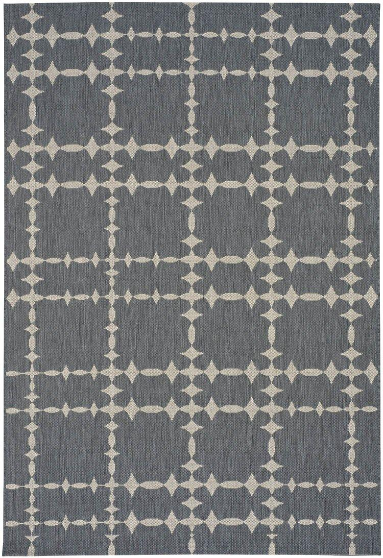 Capel COCOCOZY Elsinore-Tower Court 4738-300 Coal Area Rug