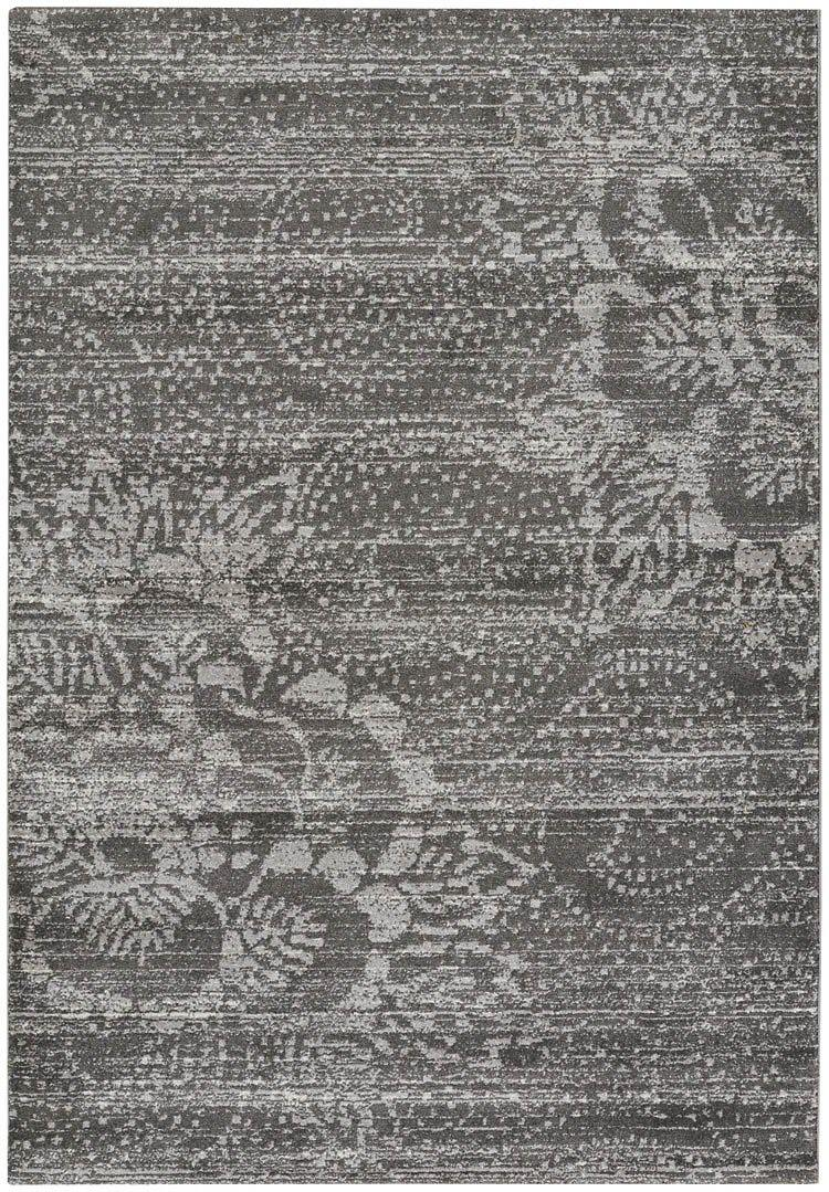 Capel Channel 4742-375 Dk. Grey Area Rug