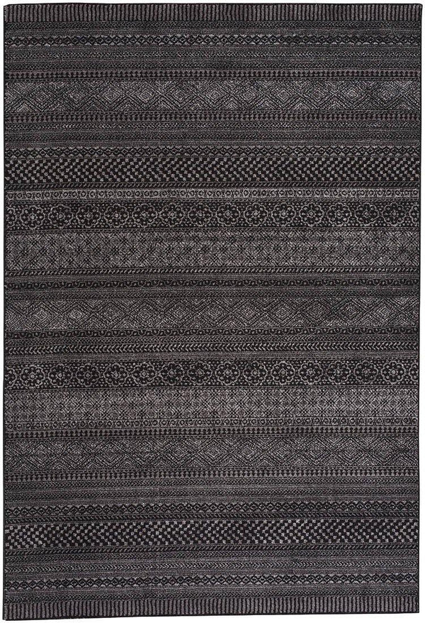 Capel Channel 4742-395 Coal Area Rug
