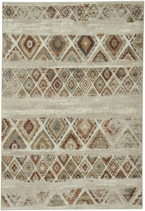 Capel Jacob-Mosaic 4821-725 Beach Area Rug