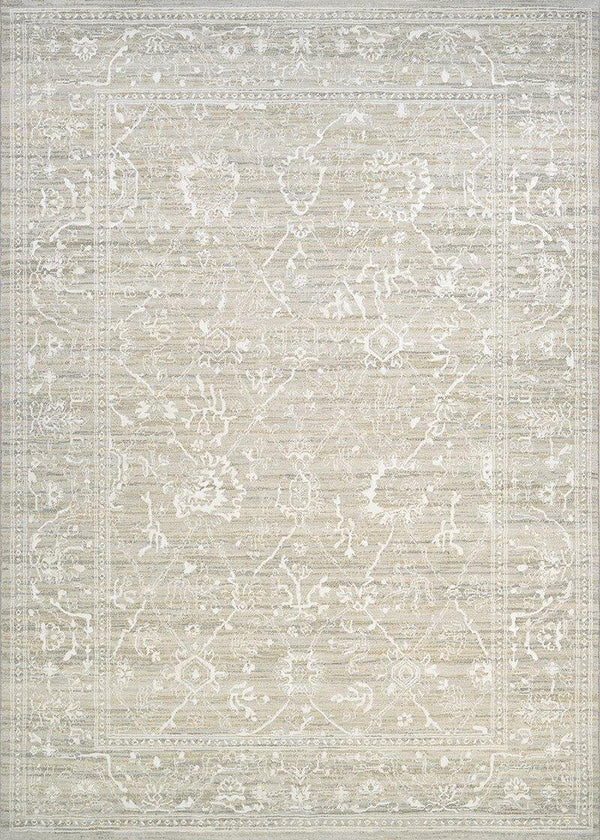 Couristan EVEREST PERSIAN ARABESQUE 6340-7565 BONE Area Rug