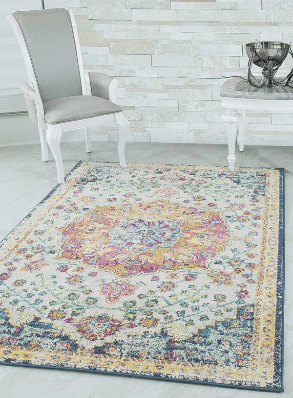 United Weavers Abigail Camari 713-20190 Cream Area Rug
