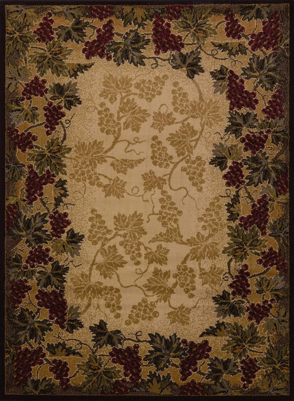 United Weavers Affinity Beaujolais 750-03190 Multi Area Rug