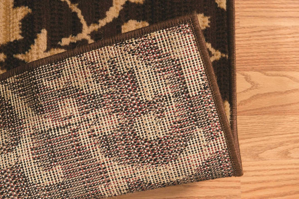 United Weavers Dallas Countess 851-10750 Brown Area Rug