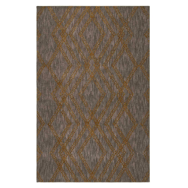 Karastan Cosmopolitan French Affair Smokey Gray by Patina Vie 91220-90116 Area Rug