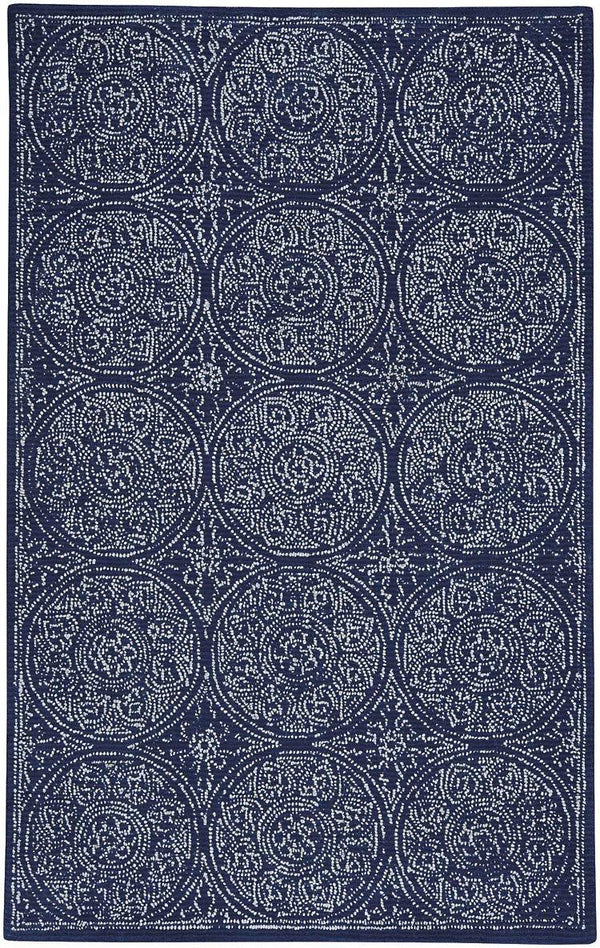 Capel Allure 9176-475 Indigo Area Rug
