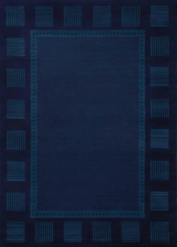 United Weavers Manhattan Long Island 940-36764 Navy Area Rug