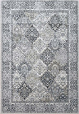 Dynamic Rugs ANCIENT GARDEN 57008 CREAM/GREY 9696 Area Rug - rug store usa