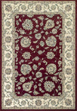 Dynamic Rugs ANCIENT GARDEN 57365 RED/IVORY 1464 Area Rug - rug store usa