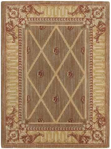 Nourison ASHTON HOUSE AS03 COCOA Area Rug