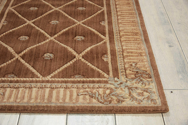 Nourison ASHTON HOUSE AS03 MINK Area Rug