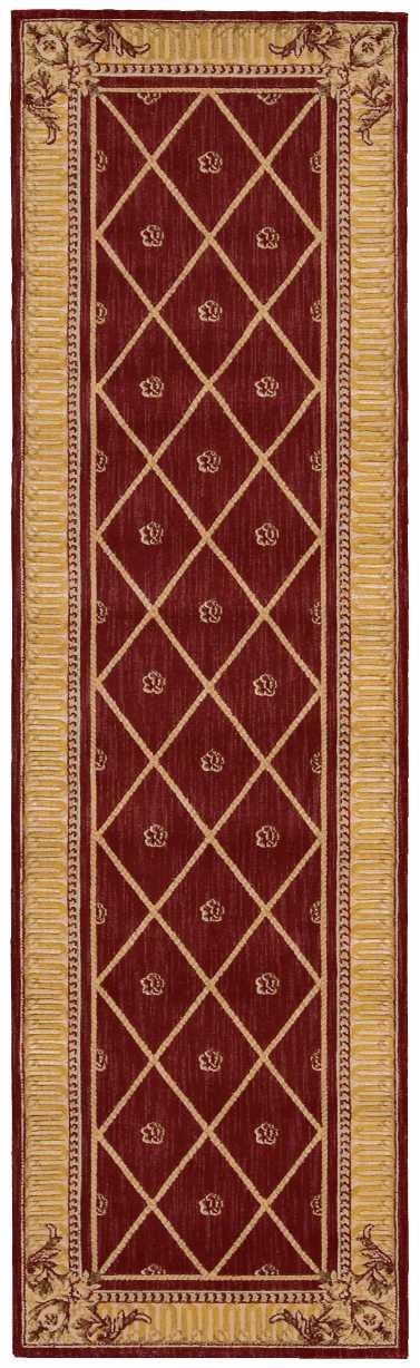 Nourison ASHTON HOUSE AS03 SIENNA Area Rug