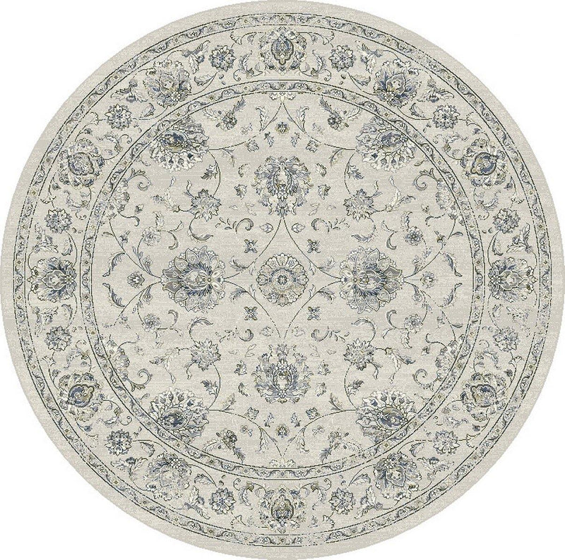 Dynamic ANCIENT GARDEN CREAM/GREY 57126-6666 Area Rug