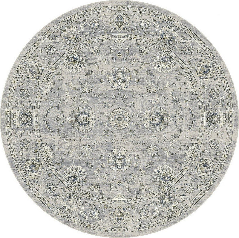 Dynamic ANCIENT GARDEN CREAM/GREY 57126-9696 Area Rug