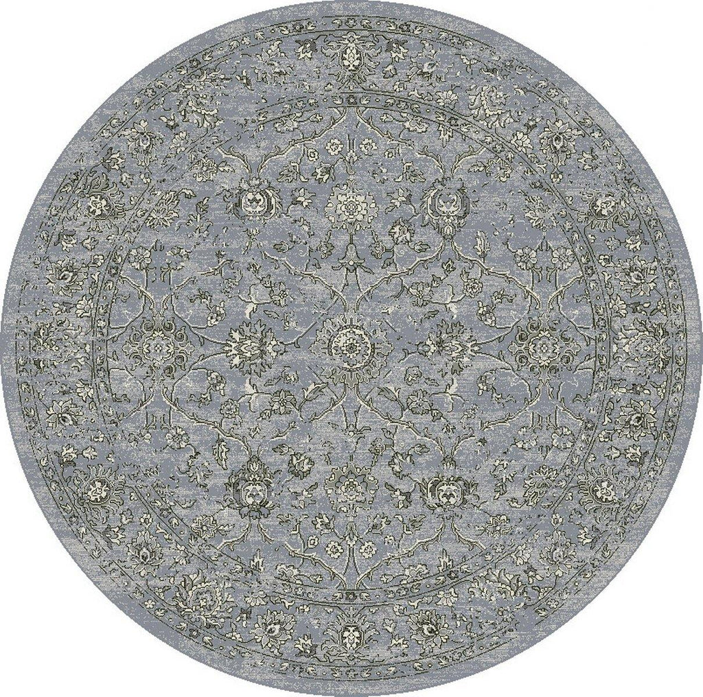 Dynamic ANCIENT GARDEN CREAM/GREY 57136-4646 Area Rug