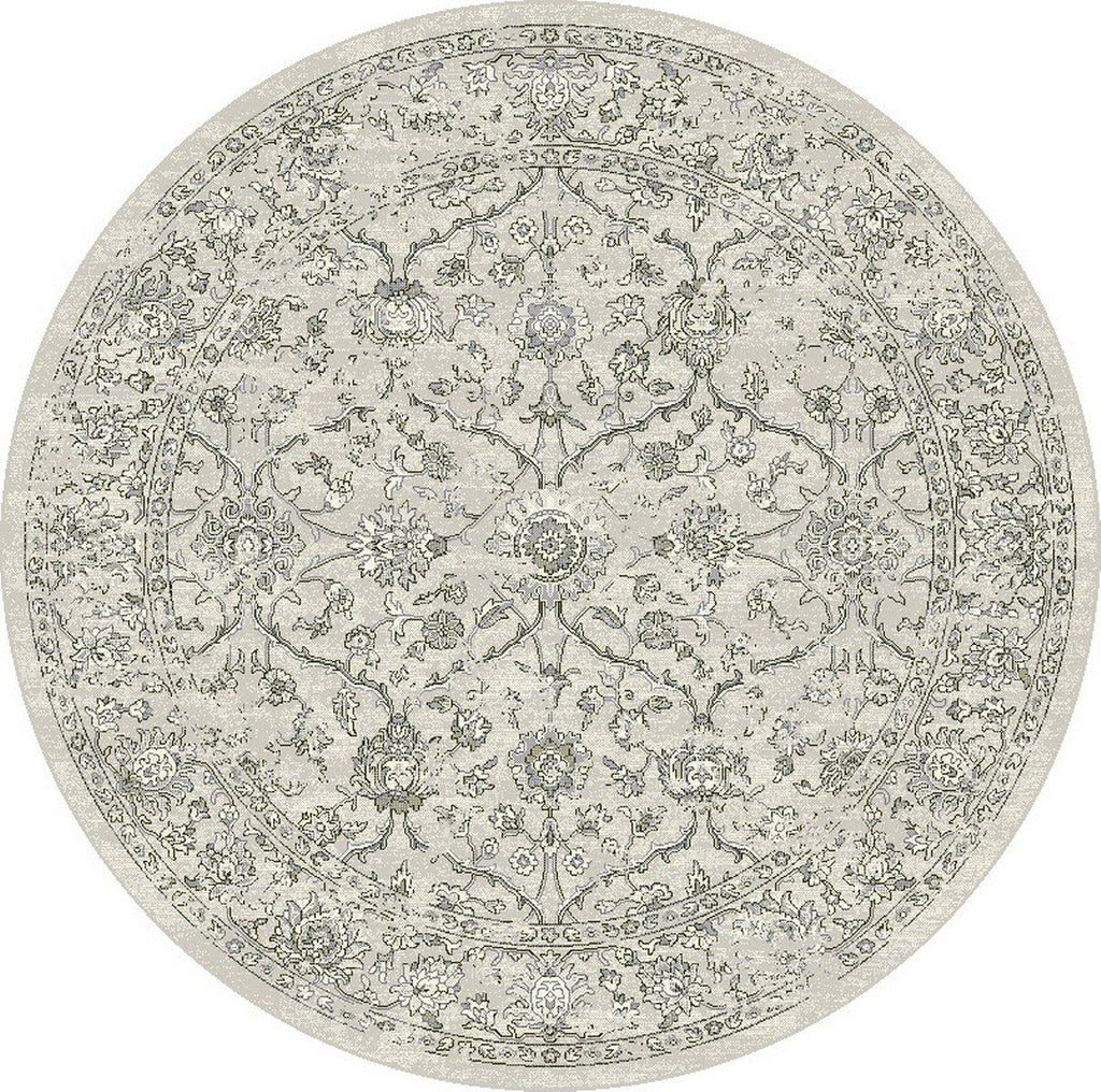 Dynamic ANCIENT GARDEN CREAM/GREY 57136-9696 Area Rug