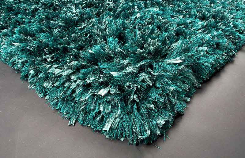 Rug Store Feather HSH-551 Aqua Area Rug - rug store usa
