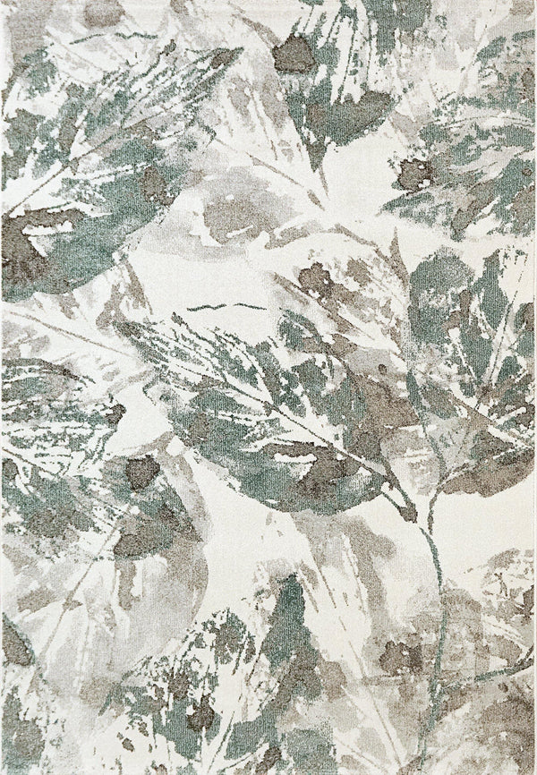 Dynamic AVENUE IVORY/GREEN 3407-6141 Area Rug