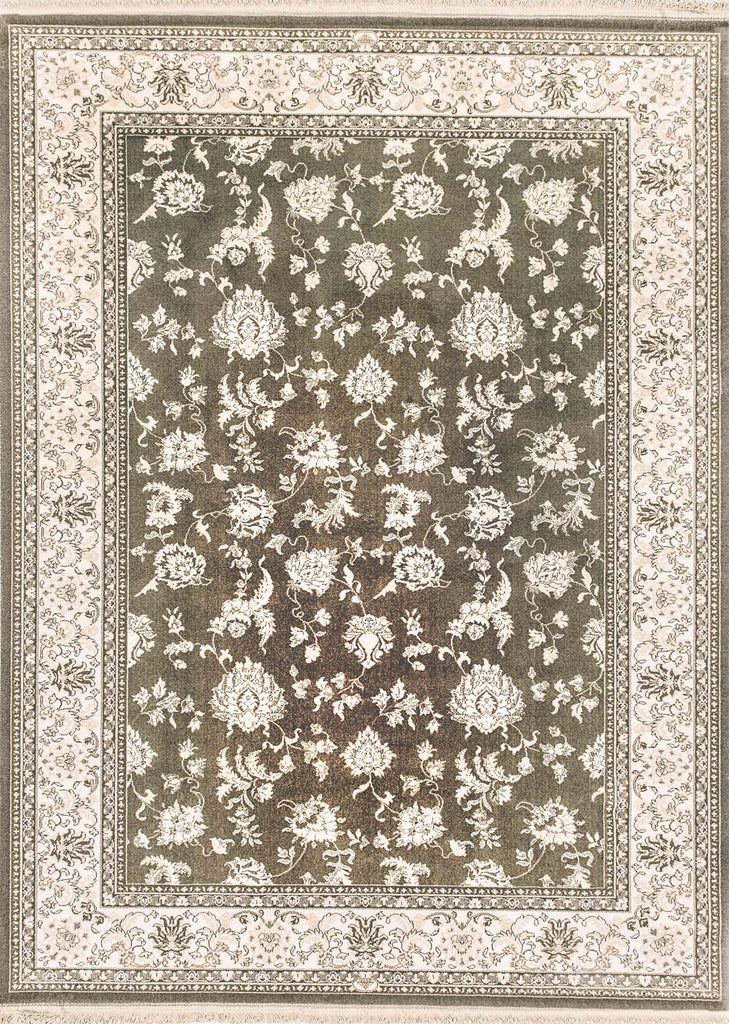 Dynamic Rugs BRILLIANT 7226 BROWN 620 Area Rug - rug store usa