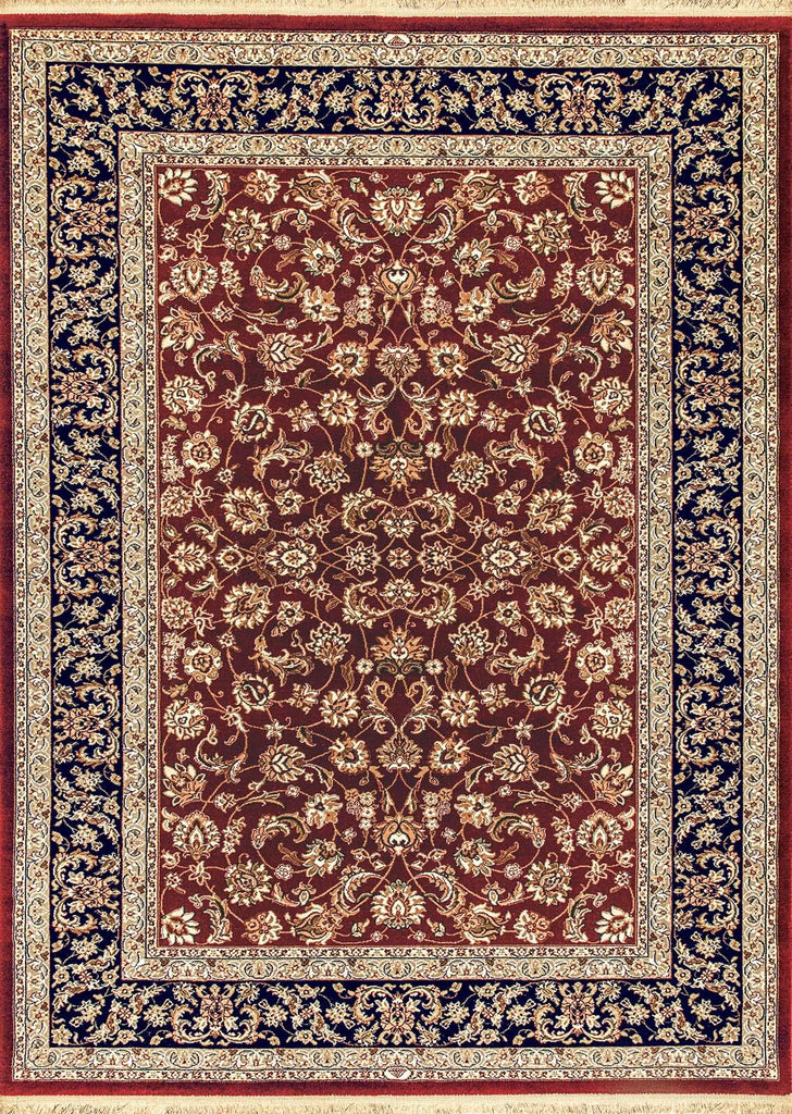Dynamic Rugs BRILLIANT 72284 RED 331 Area Rug - rug store usa