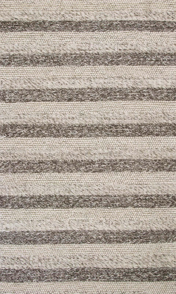 kas rugs Cortico Grey/White Landscape 6158 Grey/White  Area Rugs