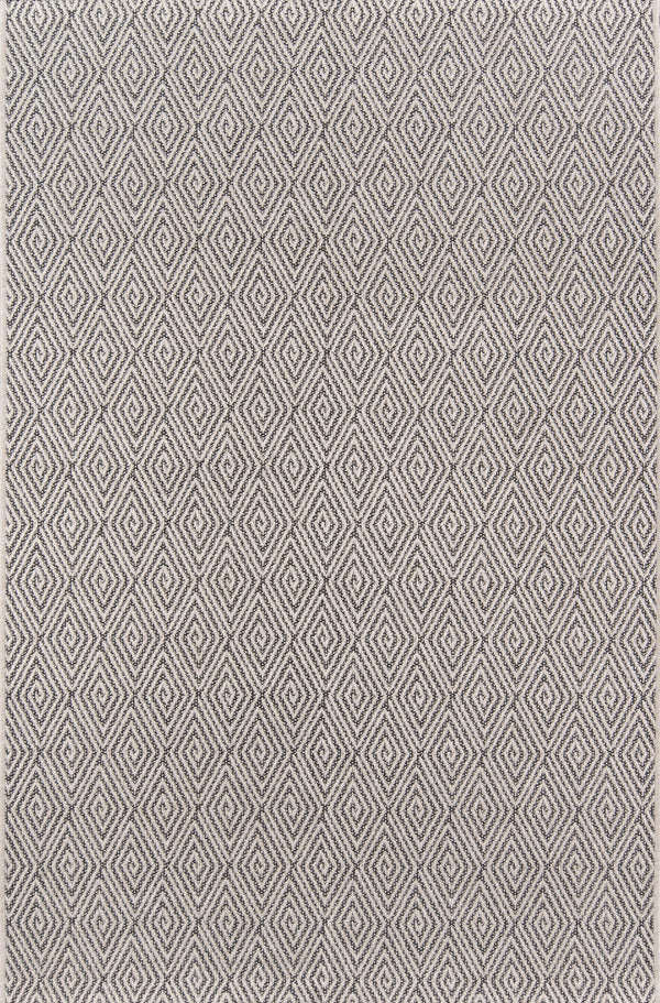 Momeni Downeast DOW-6 Charcoal Area Rug
