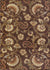 Tayse Elegance 5328 Brown Area Rug - rug store usa