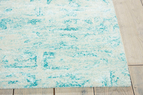 Nourison GEMSTONE GEM06 JADE Area Rug