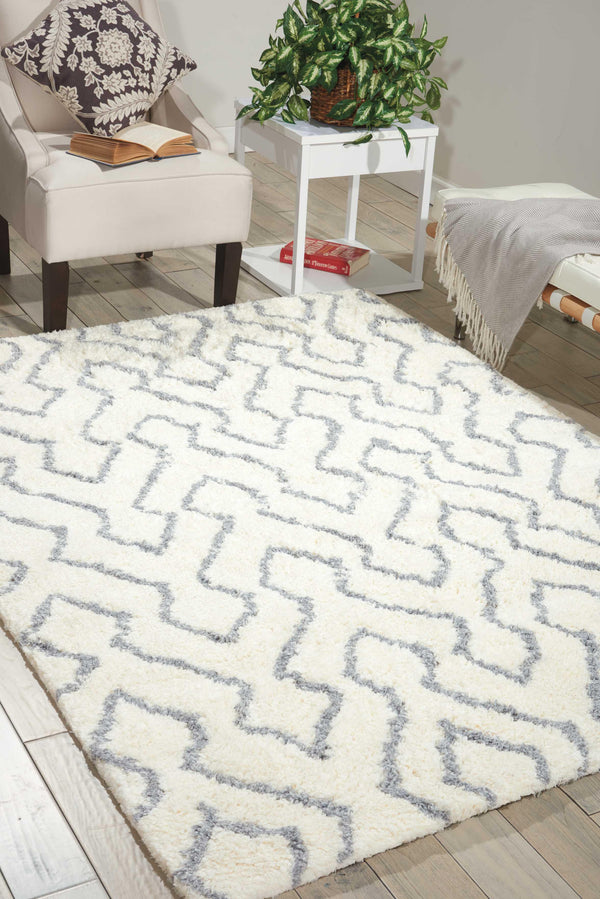 Nourison GALWAY GLW03 IVORY BLUE Area Rug