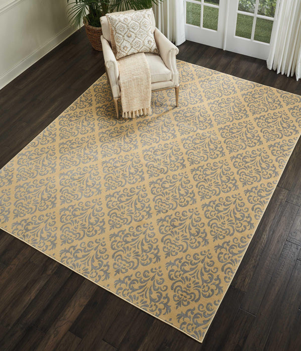 Nourison GRAFIX GRF06 CREAM Area Rug