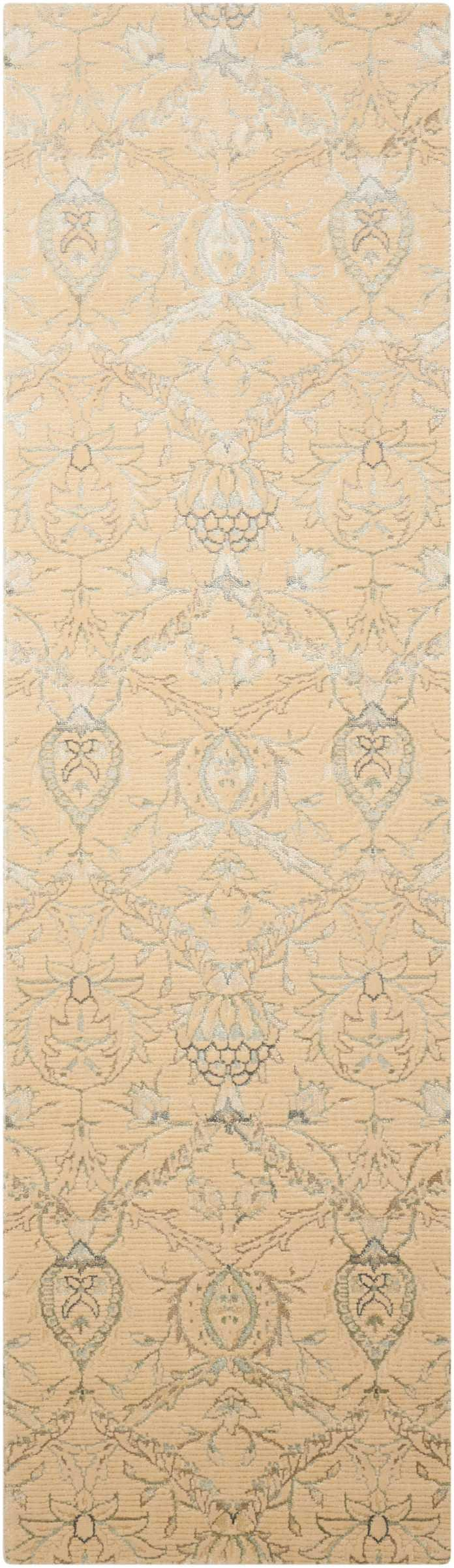 Nourison LUMINANCE LUM07 CREAM Area Rug