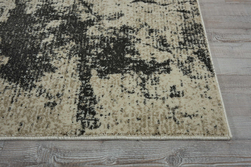 Nourison MAXELL MAE07 IV/GREY Area Rug