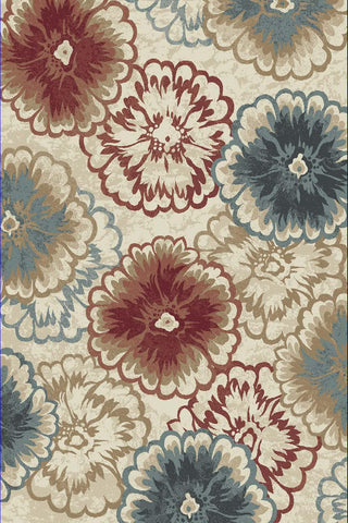 Dynamic Rugs MELODY 985013 MULTI 996 Area Rug