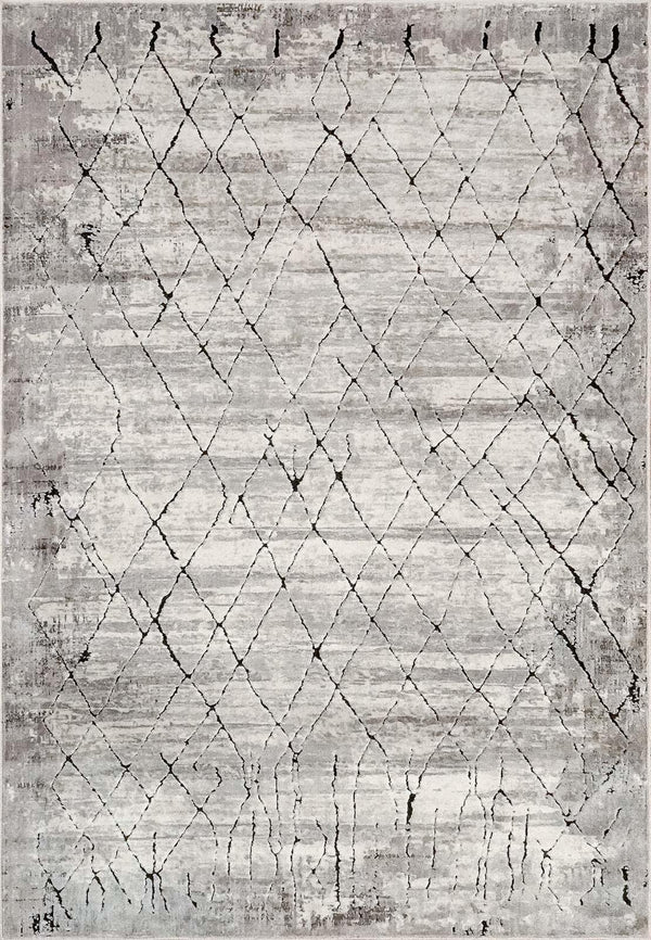 Dynamic SCOUT IVORY-GREY 1689-190 Area Rug