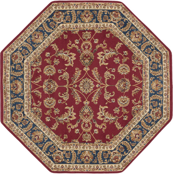 Tayse Sensation 4790 Red Area Rug - rug store usa