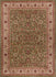 Tayse Sensation 4815 Green Area Rug - The Rug Store
