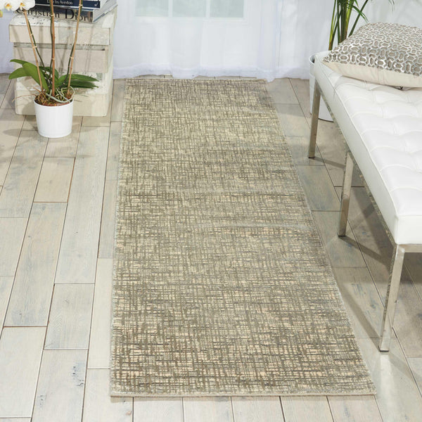 Nourison STARLIGHT STA02 SEA MIST Area Rug
