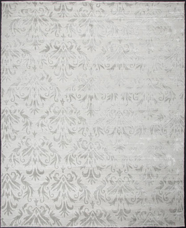 Rug Store Vira HHL-063 Silver Area Rug - The Rug Store