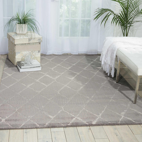 Nourison TWILIGHT TWI15 GREY Area Rug