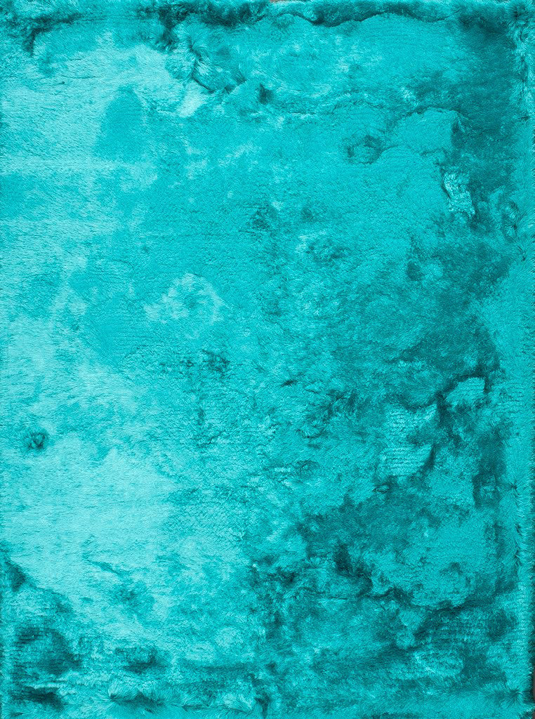 Rug Store Sheek HSH-670 Turquoise Area Rug