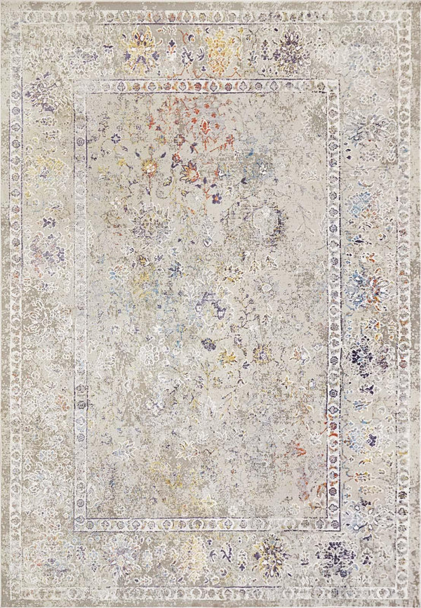 Dynamic VALLEY GREY-PINK-GOLD 7982-972 Area Rug