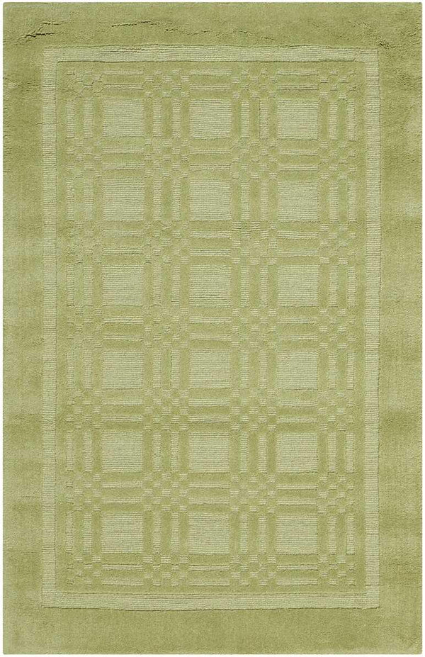 Nourison WESTPORT WP32 LIME Area Rug