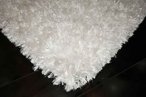 Rug Store Feather HSH-405 White Area Rug - The Rug Store
