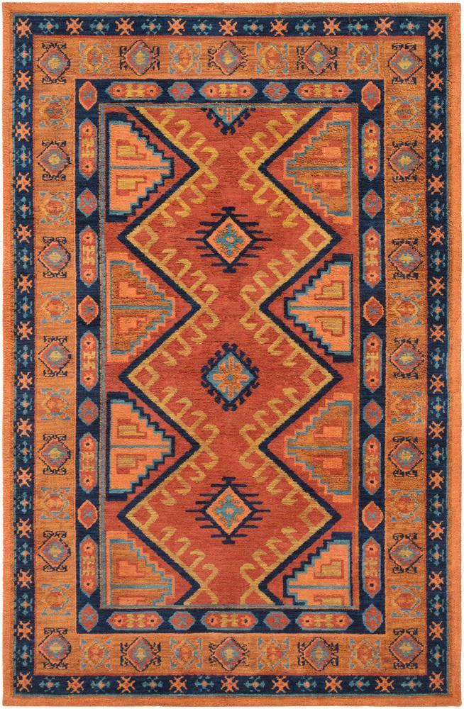 Artistic Weavers Arabia ABA-6268 Terracotta Area Rug