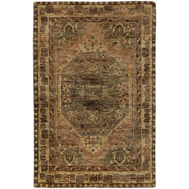 Tommy Bahama ANSLEY 50911 Grey/ Brown Area Rug