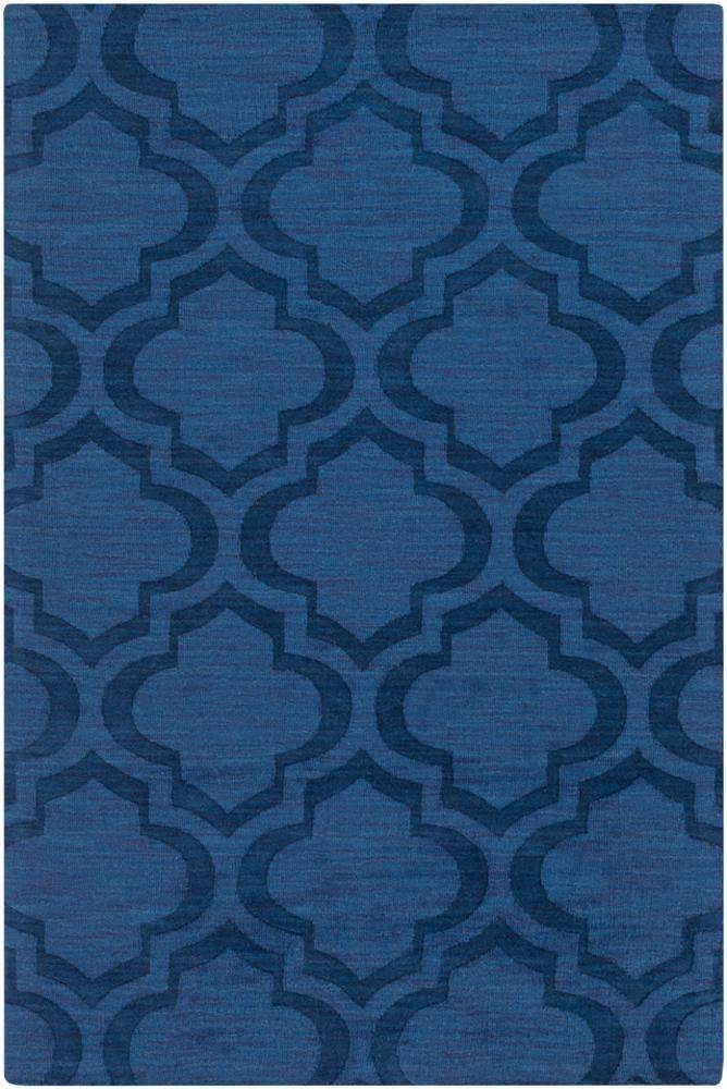 Artistic Weavers Central Park AWHP-4008 Dark Blue Area Rug