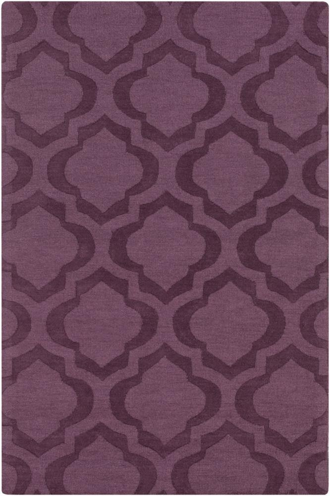 Artistic Weavers Central Park AWHP-4013 Eggplant Area Rug
