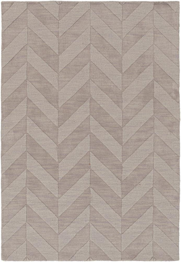 Artistic Weavers Central Park AWHP-4025 Taupe Area Rug