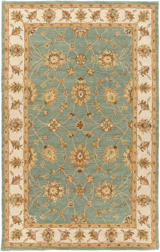 Artistic Weavers Middleton AWHR-2058 Dark Green Area Rug
