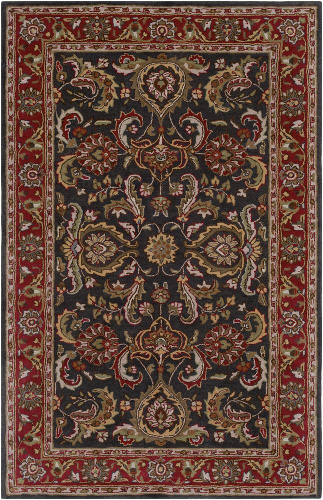 Artistic Weavers Middleton AWHY-2061 Bright Red Area Rug
